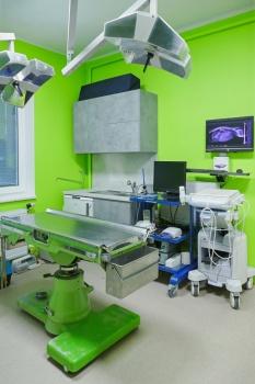 předoperační sál