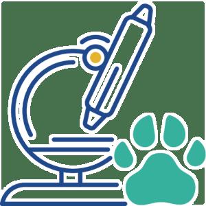 laboratoř ikona