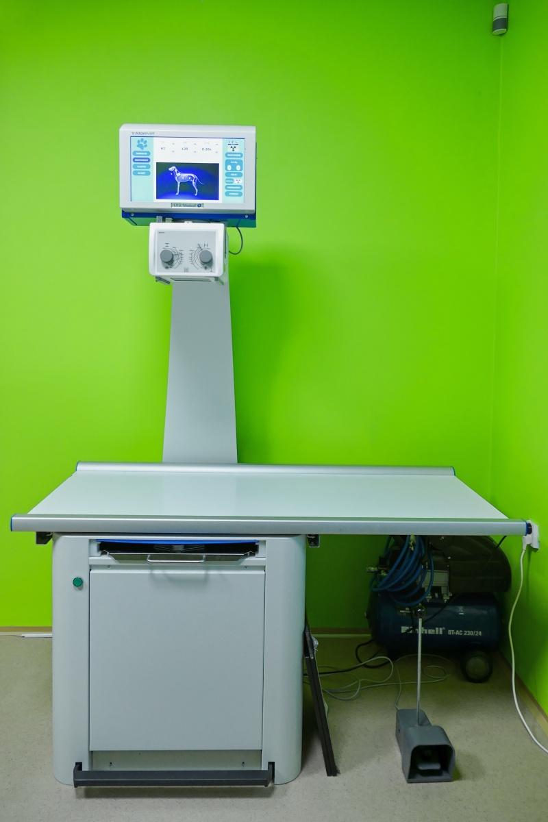 vysokofrekvenční rentgen